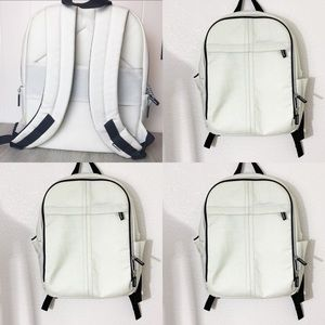 IKEA family white back pack no tears or stains